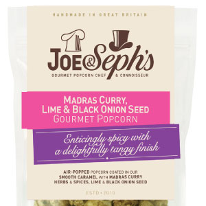 Gourmet Popcorn Pouches Joe Sephs