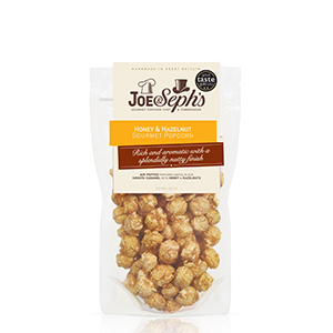 Honey & Hazelnut Popcorn Gourmet Popcorn