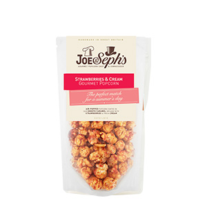 Strawberries & Cream Popcorn Gourmet Popcorn