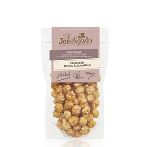 Pina Colada Popcorn by Michel & Alain Roux Gourmet Popcorn