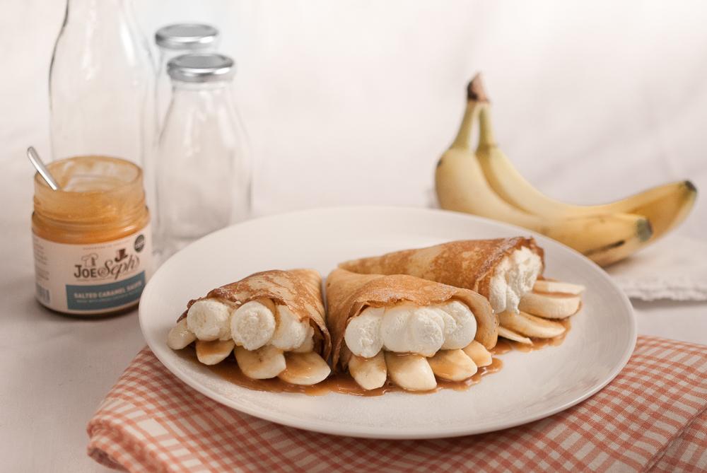 Caramel sauce recipe ideas joe seph 39 s for Award winning pancake recipe
